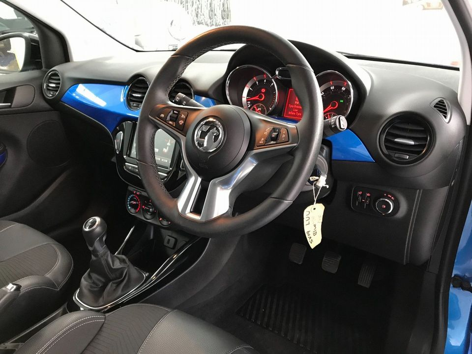 2019 Vauxhall ADAM 1.2i Griffin 3dr - Picture 12 of 33
