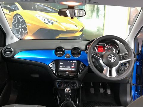 2019 Vauxhall ADAM 1.2i Griffin 3dr - Picture 14 of 33