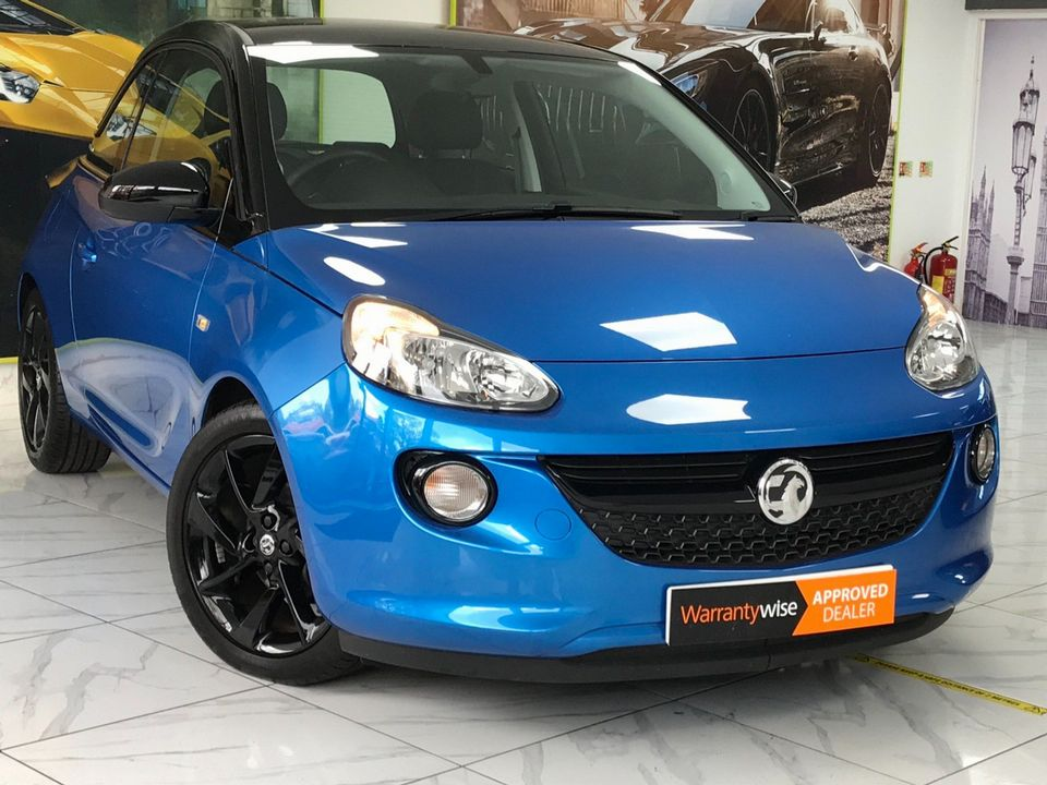 2019 Vauxhall ADAM 1.2i Griffin 3dr - Picture 1 of 33