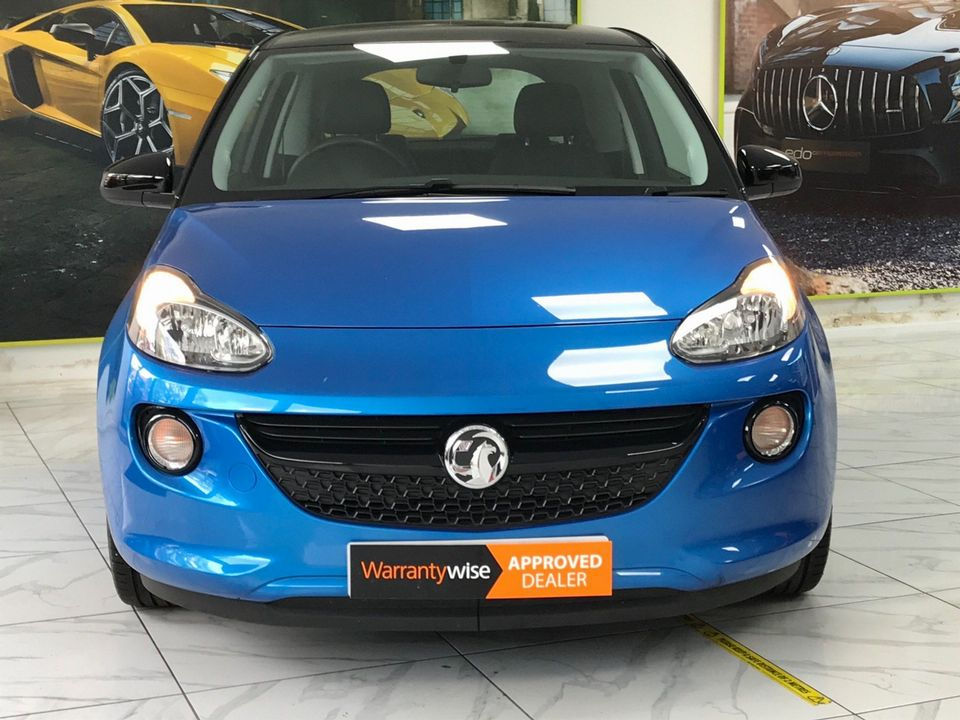 2019 Vauxhall ADAM 1.2i Griffin 3dr - Picture 3 of 33