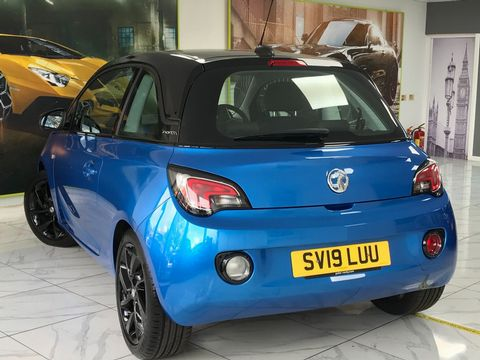 2019 Vauxhall ADAM 1.2i Griffin 3dr - Picture 6 of 33