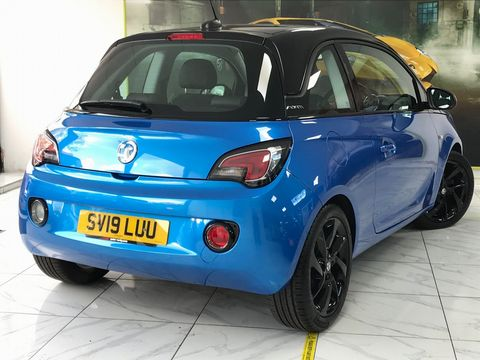 2019 Vauxhall ADAM 1.2i Griffin 3dr - Picture 9 of 33