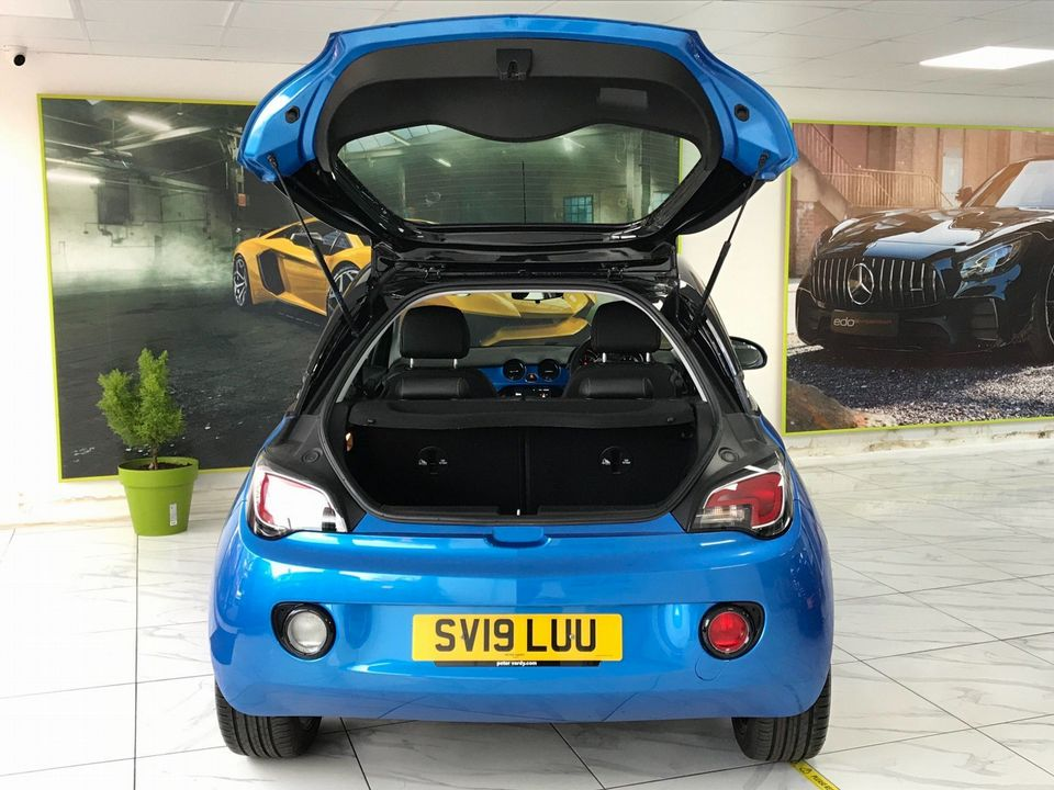 2019 Vauxhall ADAM 1.2i Griffin 3dr - Picture 10 of 34