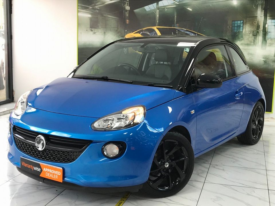 2019 Vauxhall ADAM 1.2i Griffin 3dr - Picture 5 of 34