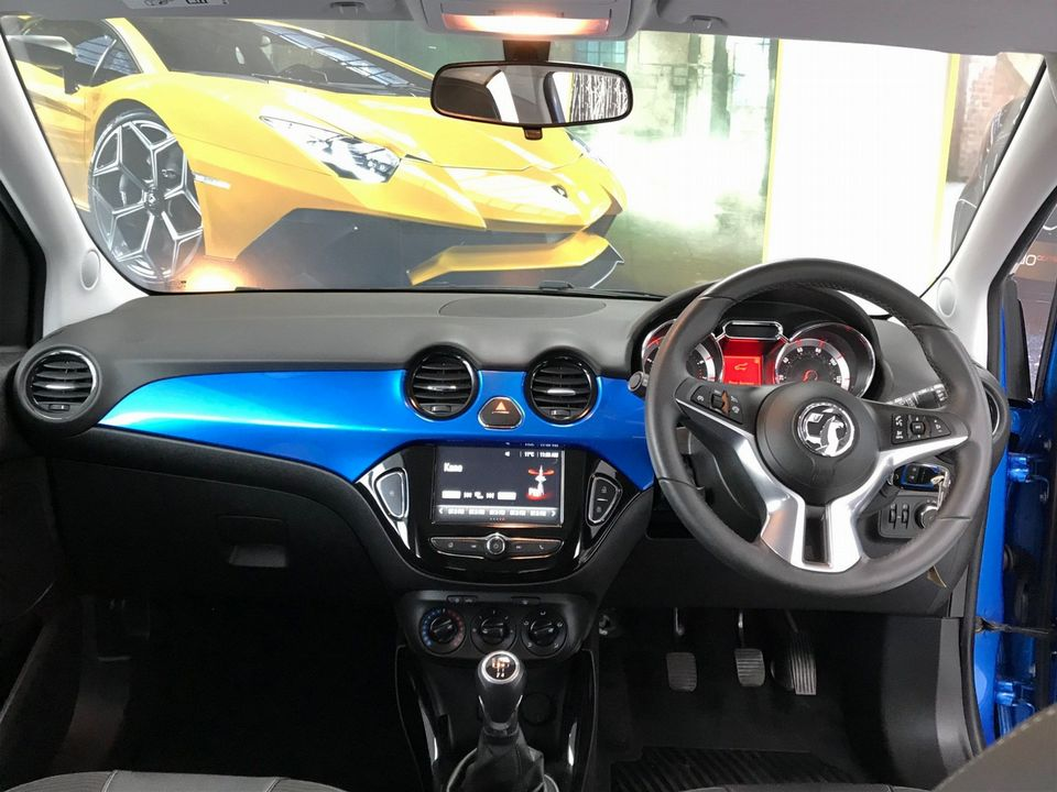 2019 Vauxhall ADAM 1.2i Griffin 3dr - Picture 14 of 34