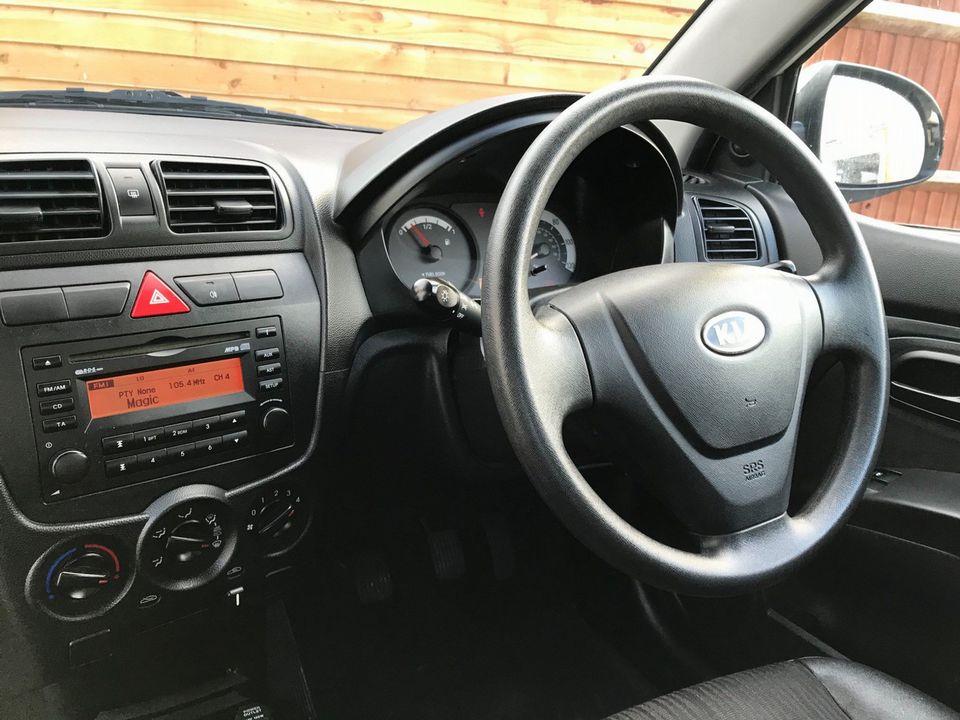 2009 Kia Picanto 1.0 5dr - Picture 11 of 25