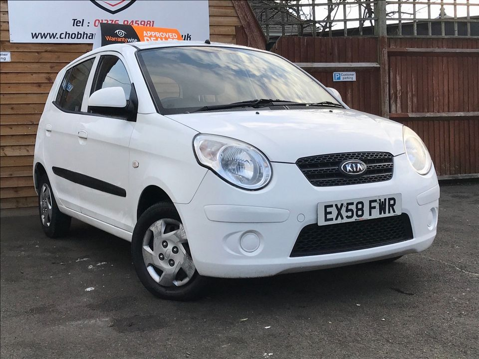 2009 Kia Picanto 1.0 5dr - Picture 1 of 25