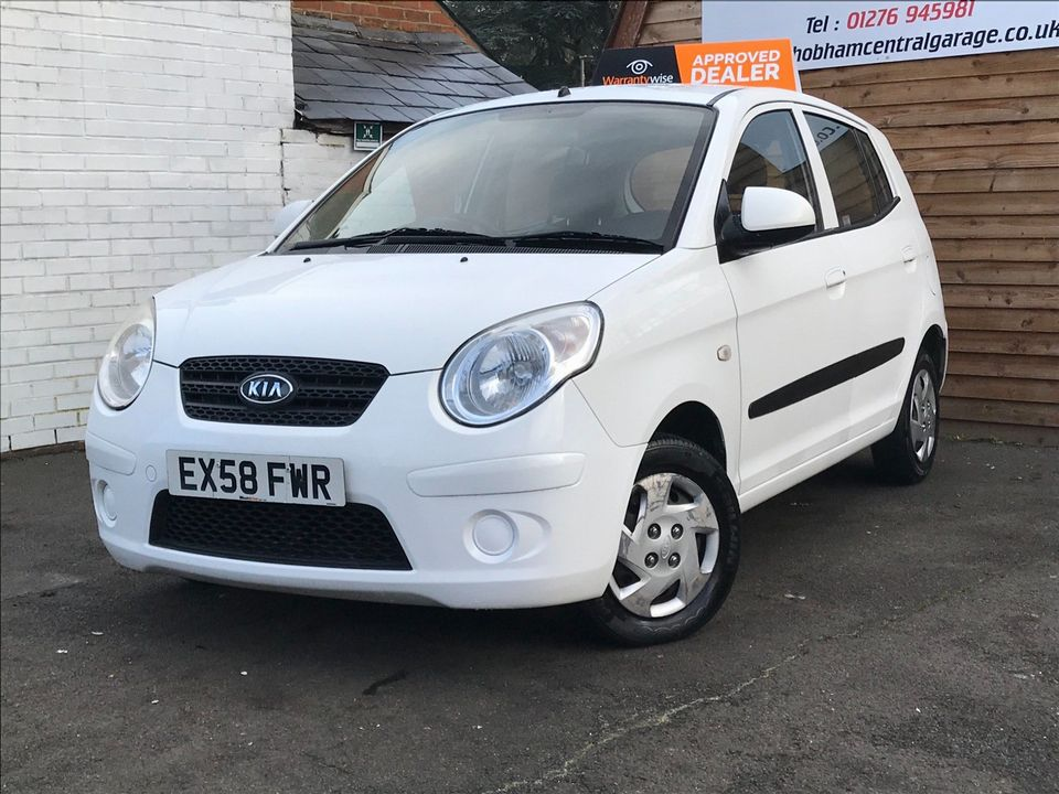 2009 Kia Picanto 1.0 5dr - Picture 5 of 25