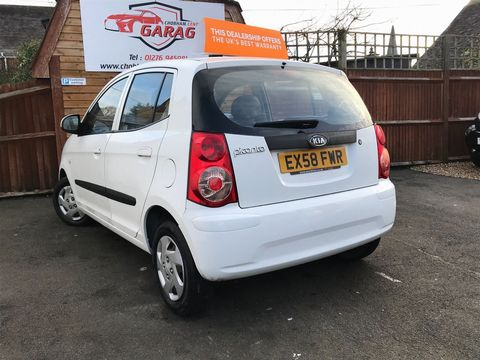 2009 Kia Picanto 1.0 5dr - Picture 6 of 25
