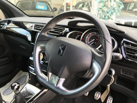 2016 DS AUTOMOBILES DS 3 1.6 BlueHDi Elegance (s/s) 3dr - Picture 14 of 31