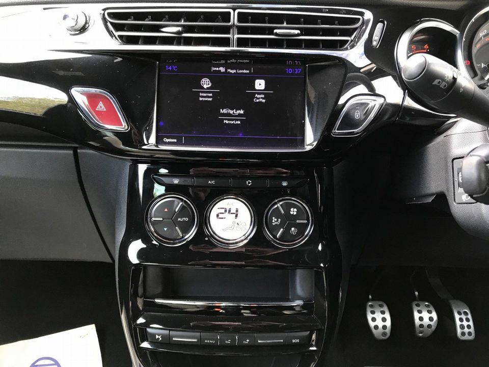 2016 DS AUTOMOBILES DS 3 1.6 BlueHDi Elegance (s/s) 3dr - Picture 20 of 31