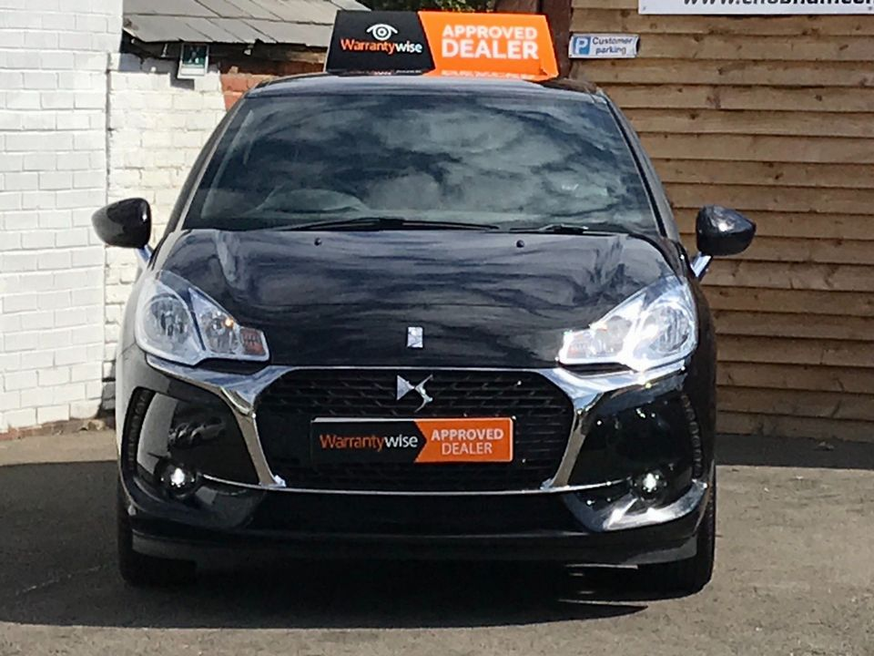 2016 DS AUTOMOBILES DS 3 1.6 BlueHDi Elegance (s/s) 3dr - Picture 3 of 31
