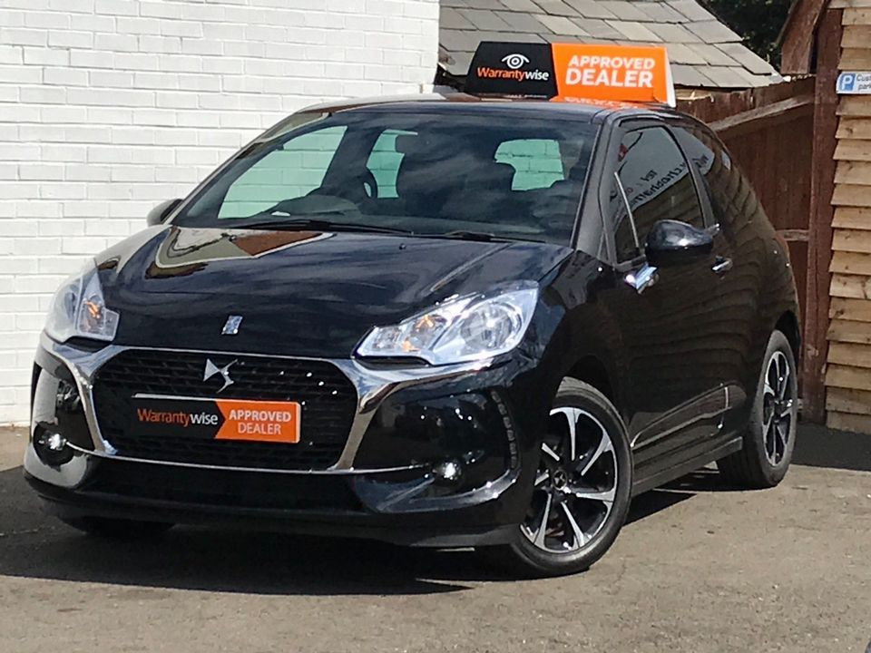 2016 DS AUTOMOBILES DS 3 1.6 BlueHDi Elegance (s/s) 3dr - Picture 5 of 31