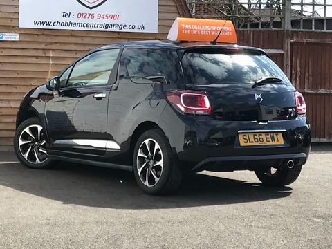 2016 DS AUTOMOBILES DS 3 1.6 BlueHDi Elegance (s/s) 3dr - Picture 6 of 31