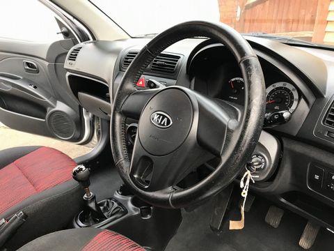 2011 Kia Picanto 1.0 Spice 5dr - Picture 13 of 24