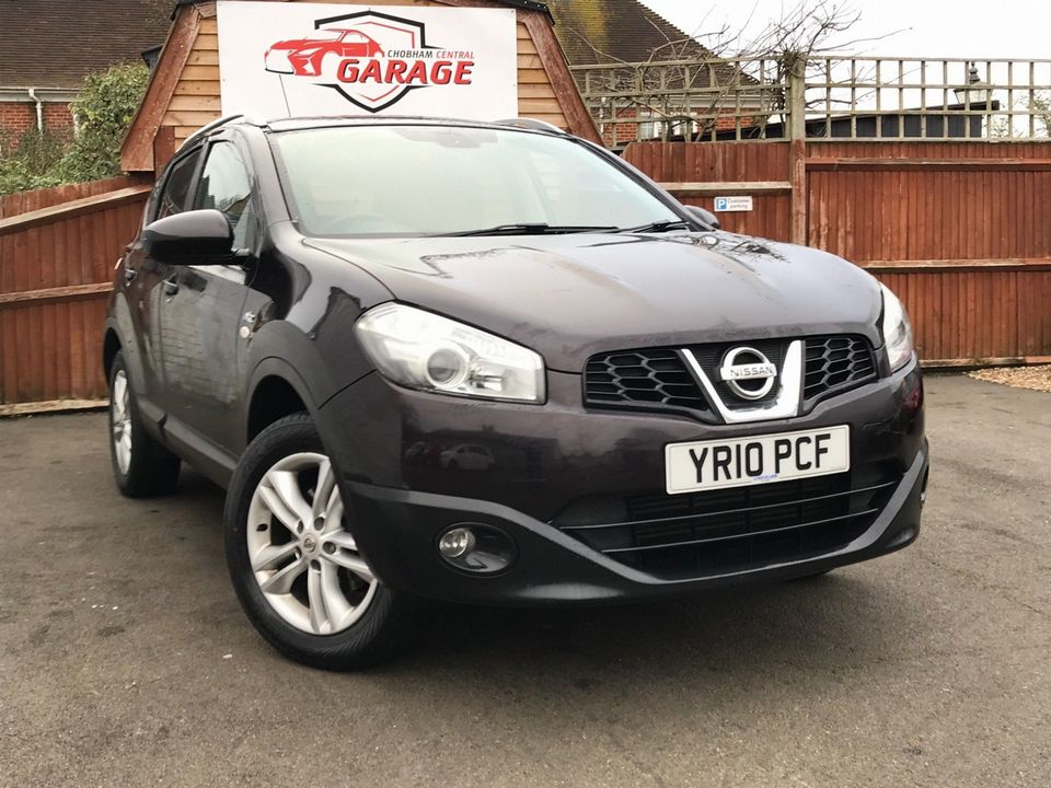 2010 Nissan Qashqai 1.5 dCi n-tec 2WD 5dr - Picture 1 of 33