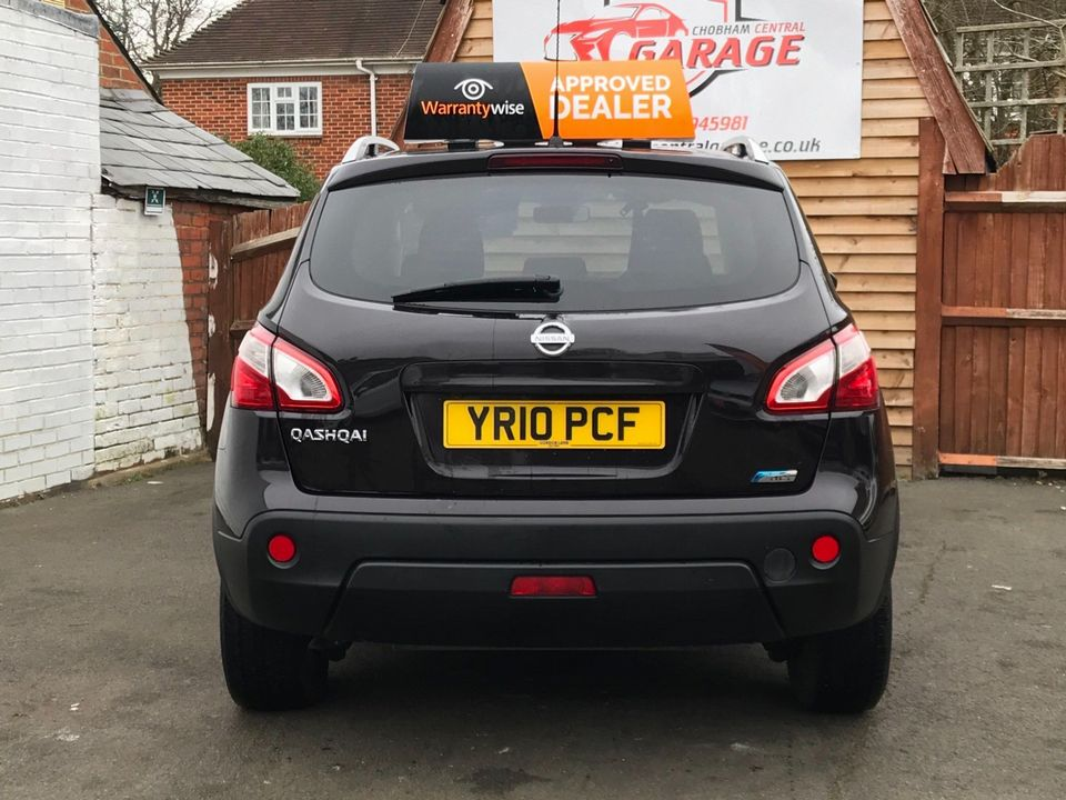 2010 Nissan Qashqai 1.5 dCi n-tec 2WD 5dr - Picture 6 of 33