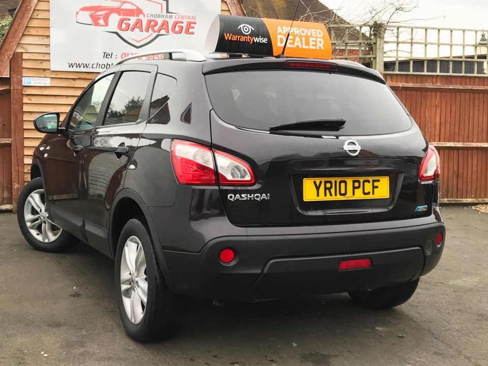 2010 Nissan Qashqai 1.5 dCi n-tec 2WD 5dr - Picture 8 of 33
