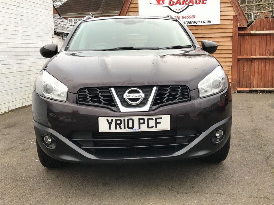 2010 Nissan Qashqai 1.5 dCi n-tec 2WD 5dr - Picture 4 of 34