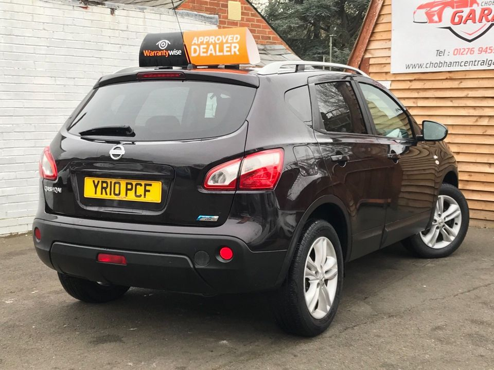 2010 Nissan Qashqai 1.5 dCi n-tec 2WD 5dr - Picture 5 of 34