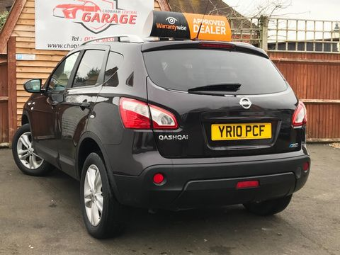 2010 Nissan Qashqai 1.5 dCi n-tec 2WD 5dr - Picture 8 of 34