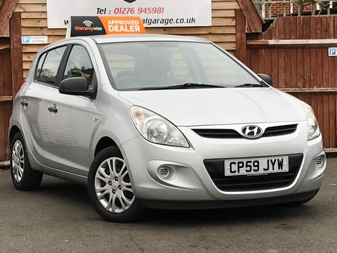 2009 Hyundai i20 1.2 Classic 5dr - Picture 1 of 26