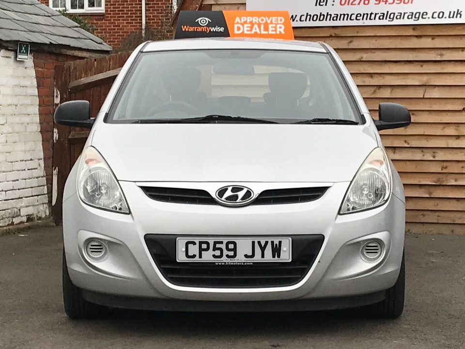 2009 Hyundai i20 1.2 Classic 5dr - Picture 3 of 26