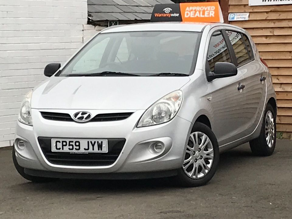 2009 Hyundai i20 1.2 Classic 5dr - Picture 5 of 26