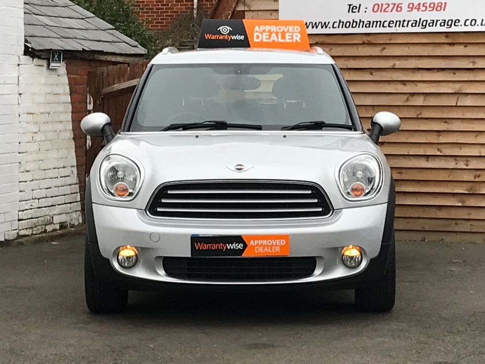 2013 MINI Countryman 1.6 Cooper D 5dr - Picture 3 of 31