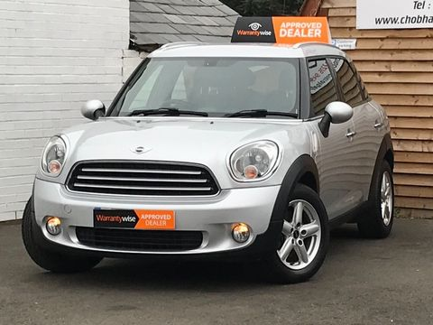 2013 MINI Countryman 1.6 Cooper D 5dr - Picture 5 of 31