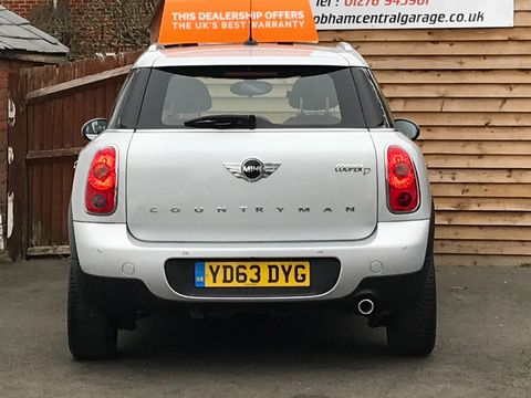 2013 MINI Countryman 1.6 Cooper D 5dr - Picture 7 of 31