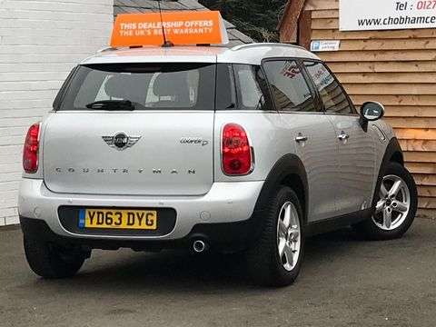2013 MINI Countryman 1.6 Cooper D 5dr - Picture 9 of 31