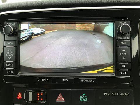 2013 Mitsubishi Outlander 2.2 DI-D GX4 4x4 5dr (7 seats) - Picture 22 of 34