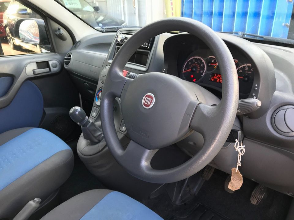 2010 Fiat Panda 1.2 Eco Dynamic ECO 5dr - Picture 15 of 23