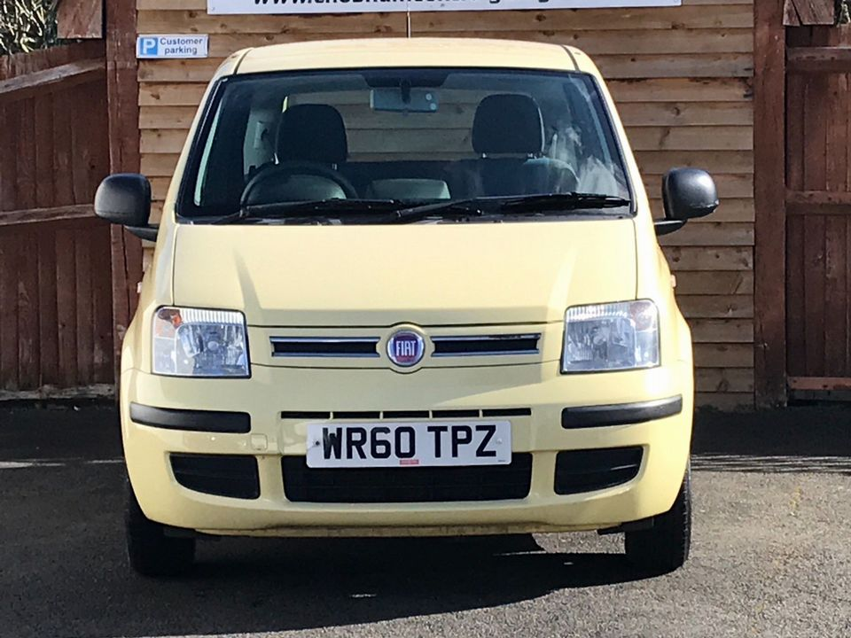 2010 Fiat Panda 1.2 Eco Dynamic ECO 5dr - Picture 3 of 23