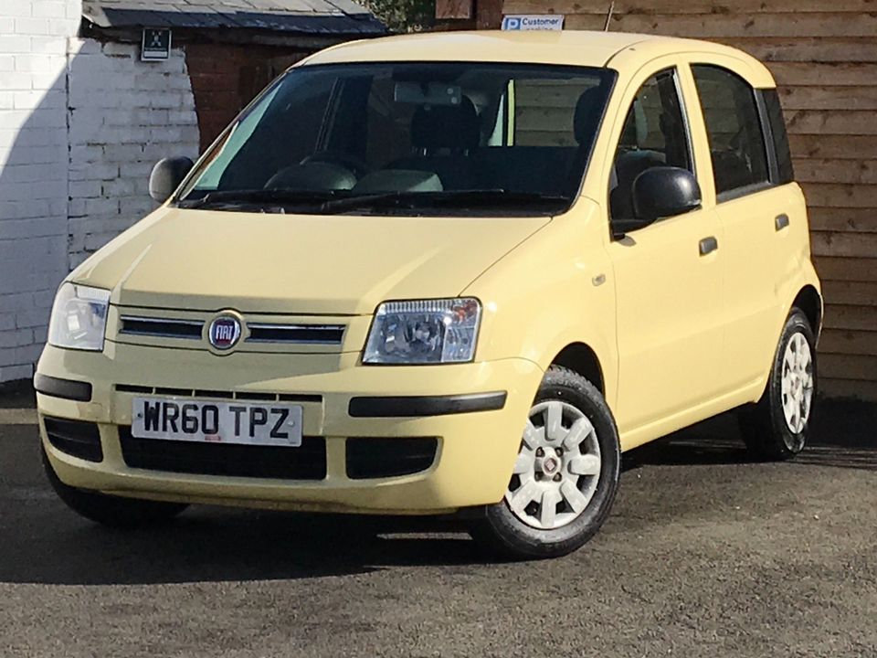 2010 Fiat Panda 1.2 Eco Dynamic ECO 5dr - Picture 5 of 23