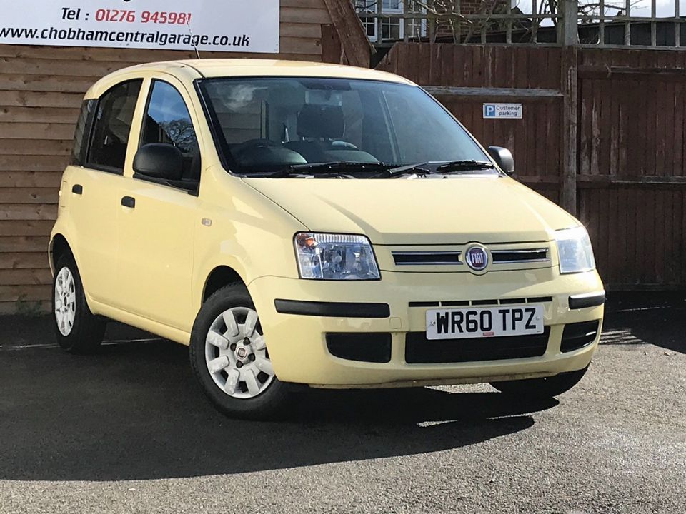 2010 Fiat Panda 1.2 Eco Dynamic ECO 5dr - Picture 1 of 27