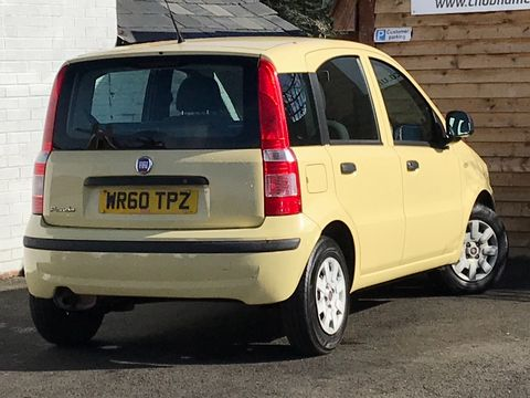 2010 Fiat Panda 1.2 Eco Dynamic ECO 5dr - Picture 6 of 27