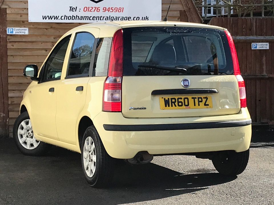 2010 Fiat Panda 1.2 Eco Dynamic ECO 5dr - Picture 9 of 27