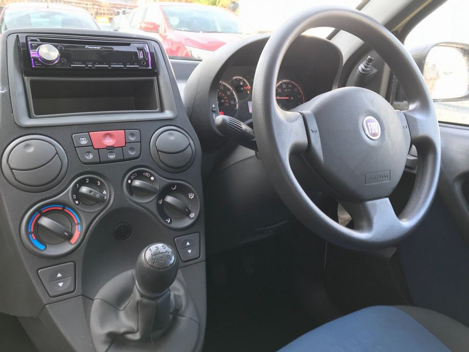 2010 Fiat Panda 1.2 Eco Dynamic ECO 5dr - Picture 14 of 27