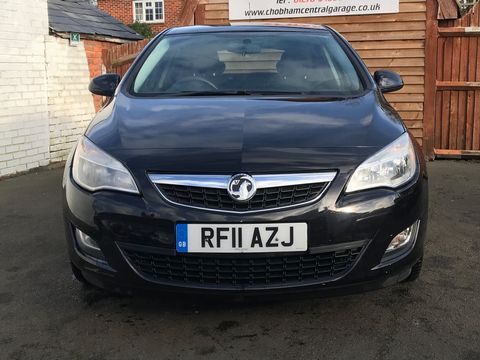 2011 Vauxhall Astra 1.6 16v Excite 5dr - Picture 3 of 24