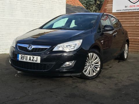 2011 Vauxhall Astra 1.6 16v Excite 5dr - Picture 5 of 24