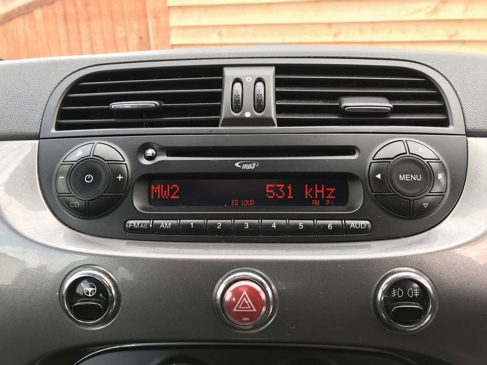 2009 Fiat 500 1.2 Sport 3dr - Picture 19 of 31