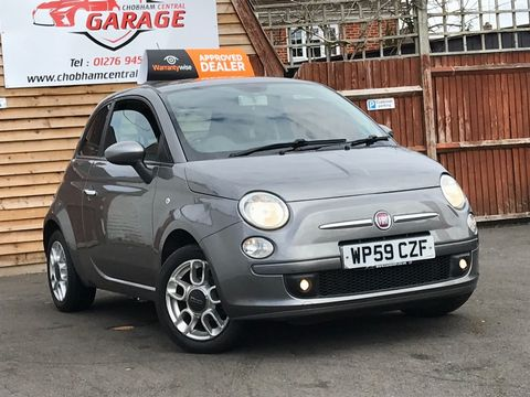 2009 Fiat 500 1.2 Sport 3dr - Picture 1 of 31