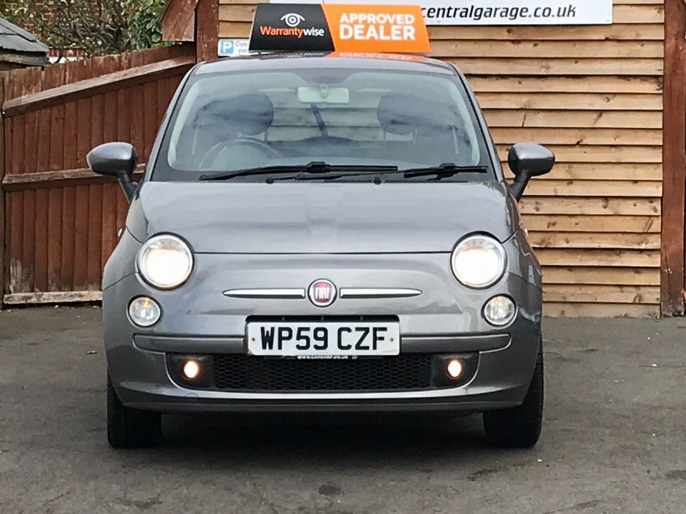 2009 Fiat 500 1.2 Sport 3dr - Picture 3 of 31