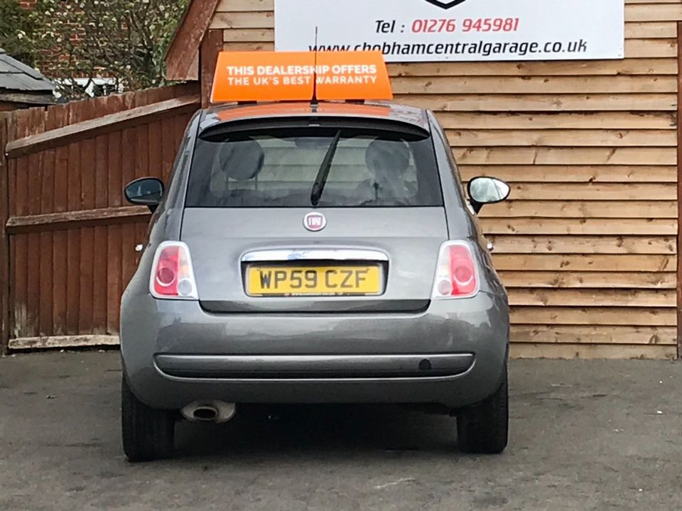 2009 Fiat 500 1.2 Sport 3dr - Picture 7 of 31
