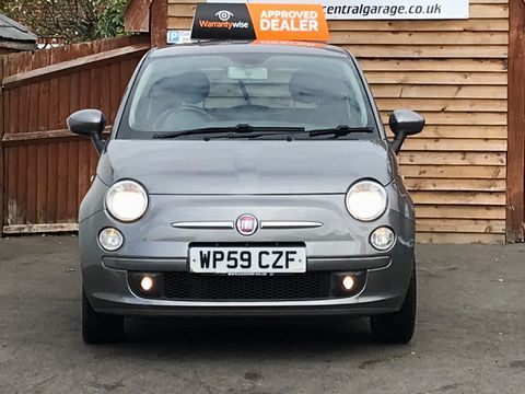 2009 Fiat 500 1.2 Sport 3dr - Picture 3 of 32