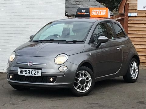 2009 Fiat 500 1.2 Sport 3dr - Picture 5 of 32