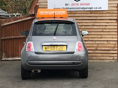 2009 Fiat 500 1.2 Sport 3dr - Picture 7 of 32
