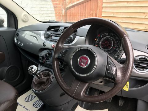 2009 Fiat 500 1.2 Sport 3dr - Picture 13 of 30